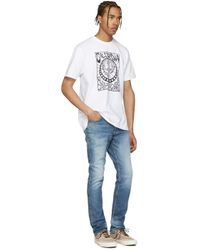 Vans - White Taka Hayashi Edition Stained Glass T-shirt for Men - Lyst