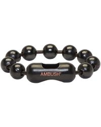 Ambush | Black Limited Edition Classic Chain 4 Bracelet for Men | Lyst