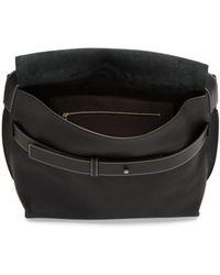 Loewe - Black Small Bolso Belt Messenger Bag for Men - Lyst