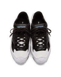 Raf Simons - Black Sneakers for Men - Lyst