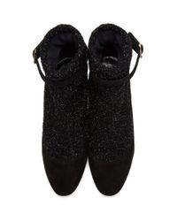Nicholas Kirkwood - Black Lola Pearl Sock Boots - Lyst