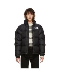 238b94b8e87 Lyst - Blouson en duvet noir 1996 Retro Nuptse The North Face en ...