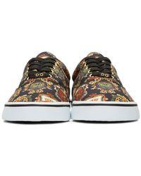 Dolce & Gabbana - Multicolor Crest Sneakers for Men - Lyst