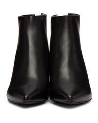 Proenza Schouler Black Mirror Heel Boots
