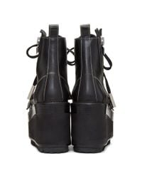 Pierre Hardy - Black Up State Boots - Lyst