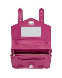 Proenza Schouler - Pink Ps1 Chain Wallet Bag - Lyst