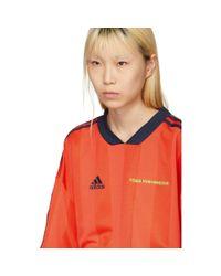 Gosha Rubchinskiy - Red Adidas Originals Edition Polo - Lyst