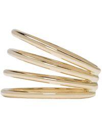 Sophie Bille Brahe - Metallic Gold Ressort Oreille Ear Cuff - Lyst