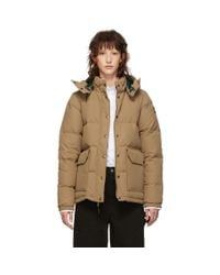 The North Face - Multicolor Tan Down Sierra 2.0 Jacket - Lyst