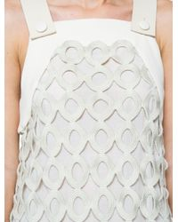 Sportmax - White Gineceo-dress - Lyst
