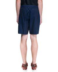 Ports 1961 - Blue Shorts for Men - Lyst
