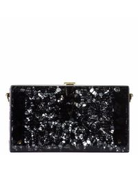 Dolce & Gabbana - Black Sequin Handbag - Lyst
