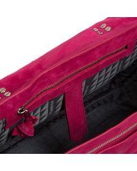 Proenza Schouler - Red Ps1 Fringe Medium - Lyst