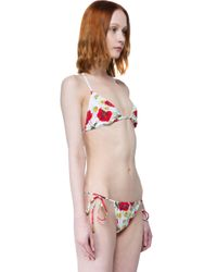Dolce & Gabbana - Red Beachwear - Lyst