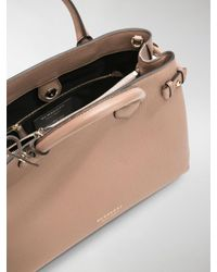 Burberry - Brown 'house Check' Tote Bag - Lyst