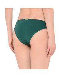 Stella McCartney - Botanical Green Bikini Bottoms - Lyst
