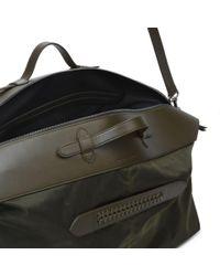 Stella McCartney - Green Nylon Falabella Bowling Bag - Lyst