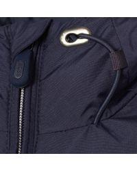 BOSS - Blue Navy Jeltech Jacket for Men - Lyst