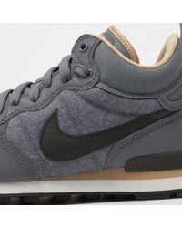 Nike Gray Internationalist Utility - Wool Grey for men