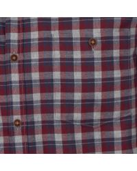 Barbour - Gray Grey Marl Hero Shirt for Men - Lyst