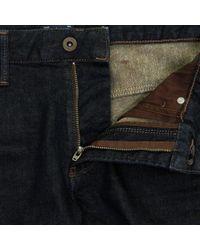 Armani Jeans - Blue J06 Dark Indigo Slim Fit Jeans for Men - Lyst