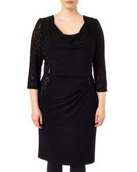 Studio 8 - Black Clara Dress - Lyst