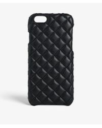 The Case Factory | Ip7 Quilted Nappa Black | Lyst