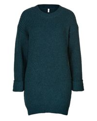 Faith Connexion | Alpaca-wool Ribbed Knit Pullover In Blue | Lyst