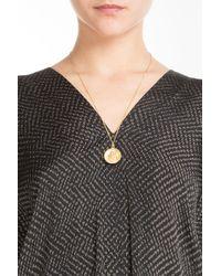Hacienda Montaecristo - Metallic Sinaloa Gold Plated Sombrero Necklace - Lyst