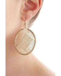 Kenneth Jay Lane | Metallic Gold-tone Earrings | Lyst