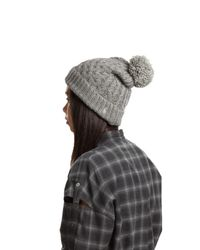 Polo Ralph Lauren | Gray Hat With Wool And Alpaca | Lyst