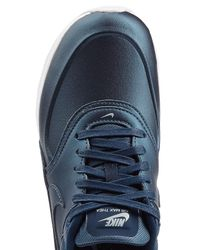 Nike - Blue Air Max Thea Se Metallic Women's Shoe - Lyst
