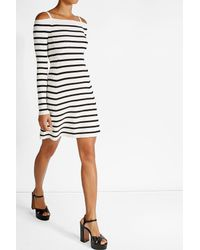 Theory - Multicolor Striped Dress - Lyst