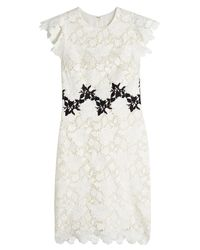 Giambattista Valli - White Lace Dress - Lyst