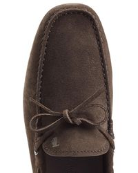 Tod's - Multicolor Suede Loafers for Men - Lyst