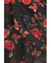 The Kooples - Multicolor Printed Dress - Lyst