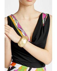 Alexis Bittar - Multicolor Bangle Bracelet - Lyst