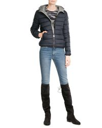 Colmar | Blue Odyssey Quilted Down Jacket With Hood | Lyst