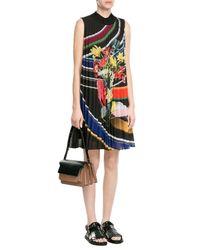 Mary Katrantzou - Multicolor Printed Dress - Lyst