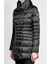 Colmar - Black Quilted Down Jacket - Lyst
