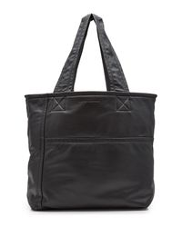 Victoria Beckham - Black Mini Sunday Leather Tote - Lyst