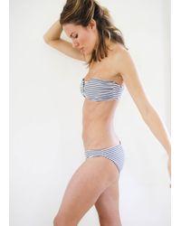 Mikoh Swimwear | Multicolor Zuma Full Coverage Bikini Bottom | Lyst