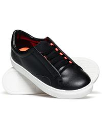 Superdry - White Brooklyn Lo Trainer for Men - Lyst