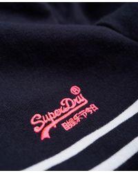 Superdry - Blue Sun & Surf Zip Hoodie - Lyst
