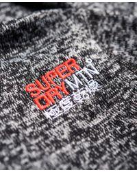 Superdry - Gray Storm Fuji Zip Hoodie - Lyst