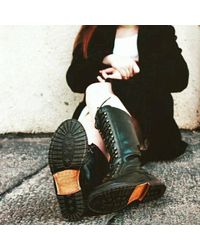 Sutro - Kirkham Women's Boot Black - Lyst