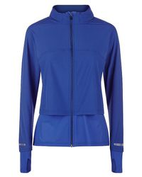 Sweaty Betty - Blue Fast Track Run Jacket - Lyst