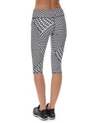 Sweaty Betty - Multicolor Contour Crop Workout Leggings - Lyst