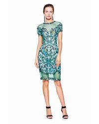 Tadashi Shoji - Green Verena Dress - Lyst