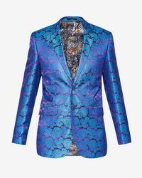 Ted Baker - Blue Pashion Paisley Dinner Jacket for Men - Lyst